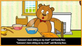 Goldilocks and the three bears, Kids Stories