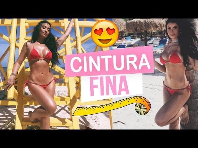 COMO TER A CINTURA MAIS FINA - Boca Rosa