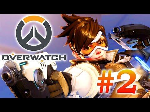 Overwatch - #2 - в поиске героя