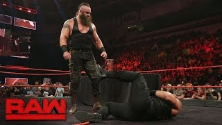 Nonton Roman Reigns And Braun Strowman Sign Their Wwe Fastlane Contract  Raw  Feb  27  2017 Film Subtitle Indonesia Streaming Movie Download