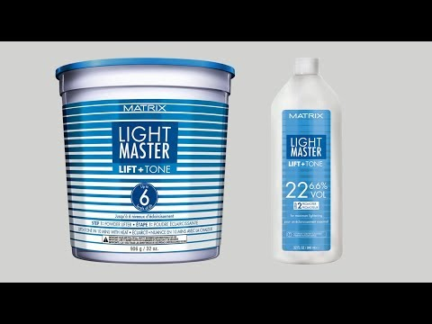 How-To Tutorial: Balayage with Light Master Lift + Tone