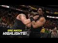 WWE 2K17 Fastlane 2017 Roman Reigns vs Braun Strowman  Epic Match Highlights waptubes