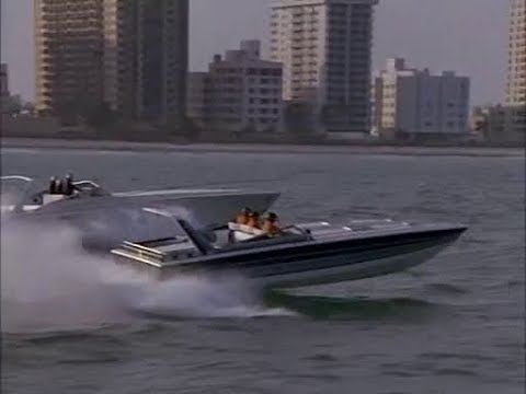 Miami Vice - Boat Race