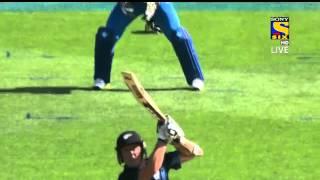 India vs New zealand | 3rd ODI Eden Park | Full Highlights | Thrilling End | 25 jan 2014