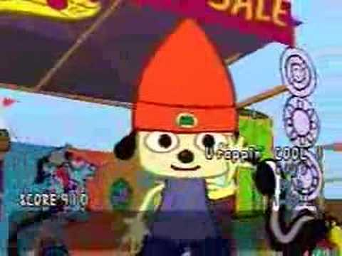 Collection - Parappa The Rappa