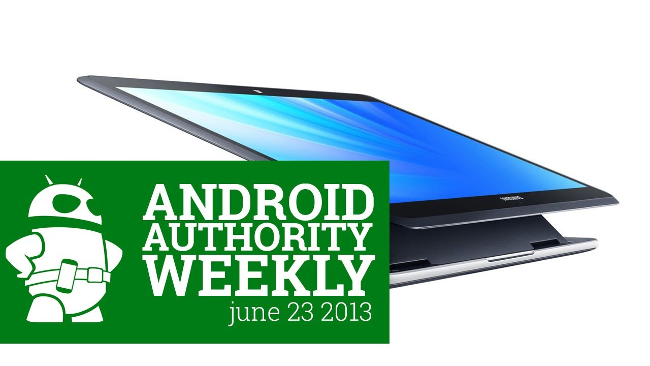 Ativ Q, Galaxy NX, HTC Butterfly s, Huawei Ascend P6 – Android Authority Weekly