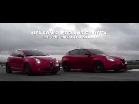 ALFA ROMEO Giulietta and MiTo
