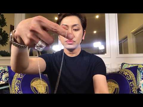 Vlog 20 - Emerald ring, diamond angel pendant