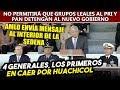 Obrador envía mensaje a la SEDENĄ: generales serán los primeros detenidos por gasolinas