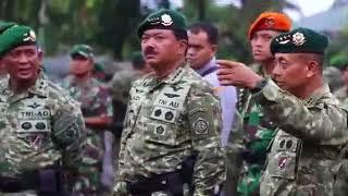 Video Kunjungan Panglima TNI Marsekal TNI Hadi Tjahjanto, S.IP Ke Divisi Kostrad MP3, 3GP, MP4, WEBM, AVI, FLV Januari 2019