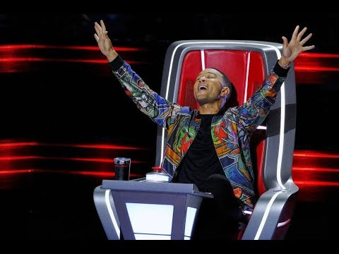 """The Voice Season 17 Episodes 3 & 4 """"The Blind Auditions Parts 3&4"""""""