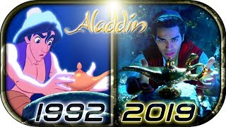 Nonton Evolution Of Aladdin In Movies  Cartoons   Tv  1917 2019  Disney S Aladdin Full Movie Trailer 2019 Film Subtitle Indonesia Streaming Movie Download