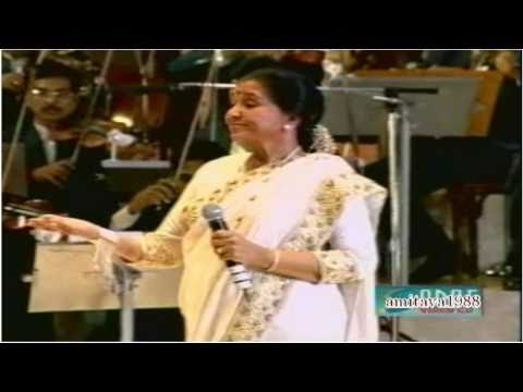 Video Chura Liya Hai Tumne Live by Asha Bhosle download in MP3, 3GP, MP4, WEBM, AVI, FLV January 2017