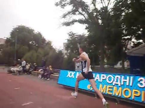 Владислав Аршинник 210см. Меморіал Лонського 2013 ( Бердичів )