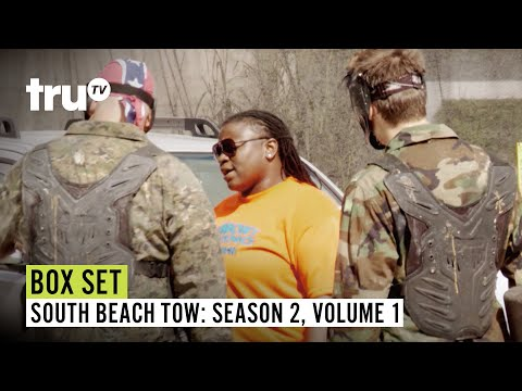 South Beach Tow | Season 2 Box Set: Volume 1 | Watch FULL EPISODES | truTV