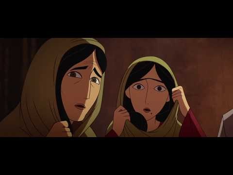 The Breadwinner (2017) Official Trailer