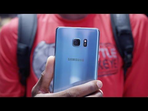 Samsung Galaxy Note 7 Impressions!