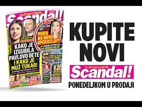 SCANDAL NOVINE: Kako je Dragana izgubila Pavlovo dete, i kako je muž tukao! Kija mora na novu operaciju! Davidov plan kako će da šutne Aleksandru!