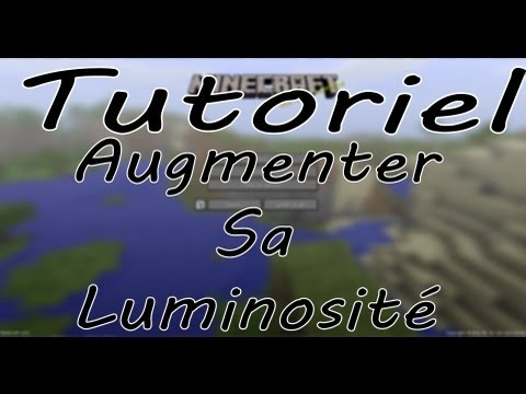 comment modifier la luminosité d'une video