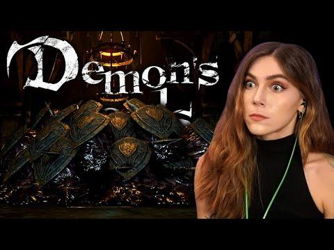 Phalanx & The Dragons | Demon's Souls Pt. 2 | Marz Plays