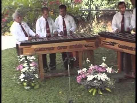 Marimba Adventista Guatemala canta a Cristo - hubo uno que quiso