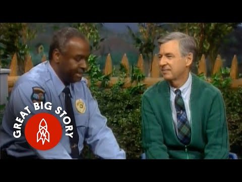 The Officer of Make Believe: Being Black in 'Mister Rogers' Neighborhood'