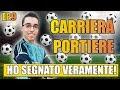 HO SEGNATO VERAMENTE!! GOAL CON IL PORTIERE!! FIFA 17 CARRIERA PORTIERE #9 By Giuse360