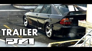 『FAST&FURIOUS 7 SKY MISSION』 Trailer Parody #1 (2015) - GTA 5 NEXT GEN MOVIE