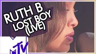 Ruth B live at MTV, singing a live version of Lost Boy! 👂👀👂SUBSCRIBE FOR ALL THE TREATS YOUR EARS AND EYES DESERVE 👂👀👂 http://youtube.com/subscription_center...