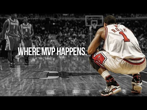 Thank You Derrick Rose A tribute video to his career