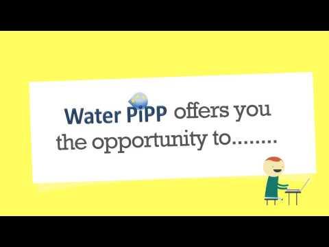 Anteprima del video Il progetto WaterPiPP in breve