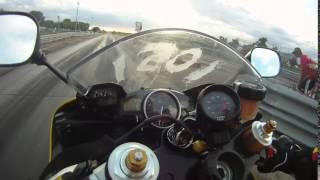 10. Yamaha R6 - 1/4 mile 2008