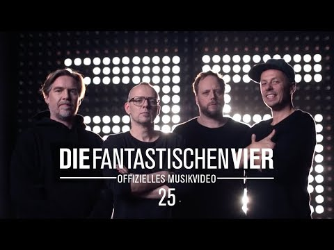 Die Fantastischen Vier feat. Don Snow - 25 Video
