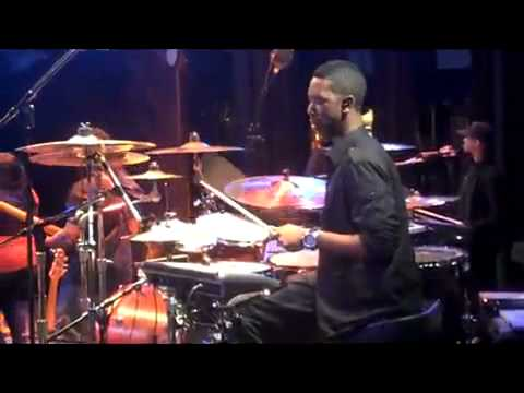 Darion Ja'Von On Drums Neo Soul Show