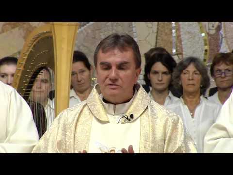 2016-10-02 Vasárnapi szentmise és búcsú a Gazdagréti Szent Angyalok Plébánián