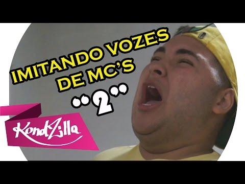IMITANDO VOZES DE MC'S #2 ( Mc Lan, MC WM , Mc Pedrinho, Mc Mãozinha, Mc Livinho e etc )