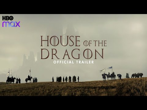 House of the Dragon Teaser Trailer (HBO) | Game of Thrones Prequel (2022)