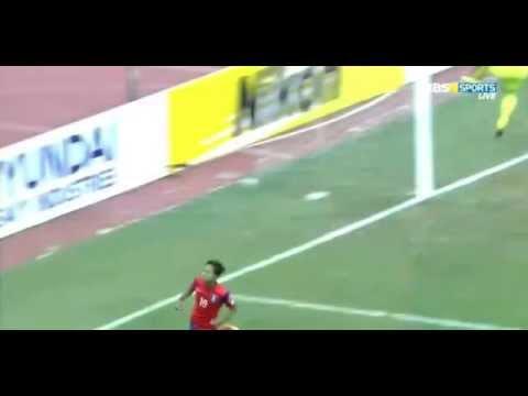 Seung - Seung Woo Lee, 2 goals, Under-16 Championships.