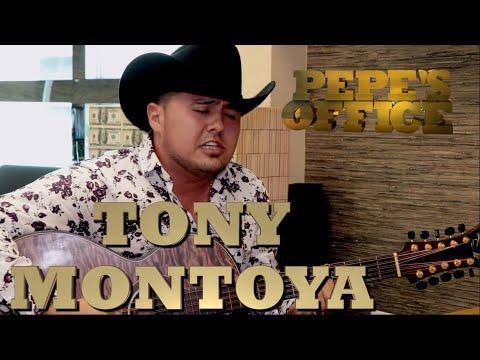 TONY MONTOYA CON CORRIDOS QUE CAUSAN POLÉMICA - Pepe's Office - Thumbnail