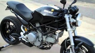 6. 2006 Ducati S2R 800 Monster