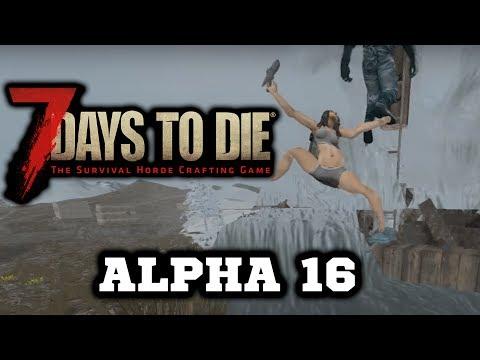 7 Days To Die - Alpha 16 - ВРЕКИНГ БОЛЛ