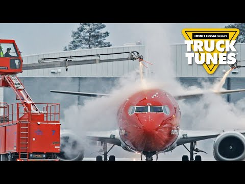 Aircraft Deicer for Children | Kids Truck Video - Deicer