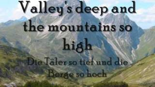 HYMN (Barclay James Harvest) - Lyrics English/German