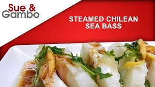 Learn How to Make Steamed Chilean Sea BassPlease like, share, comment and/or subscribe if you would like to see new future recipes or support our channel.https://www.youtube.com/channel/UCxsMiu1Ghxc2lH0v7wEM0Mg?sub_confirmation=1