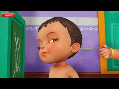 Moti Rani | Hindi Rhymes for Children | Infobells