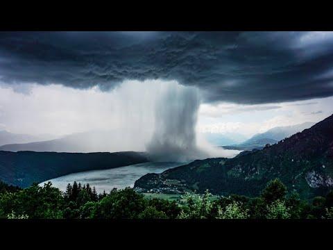 Deszcz na sterydach, czyli tsunami z nieba