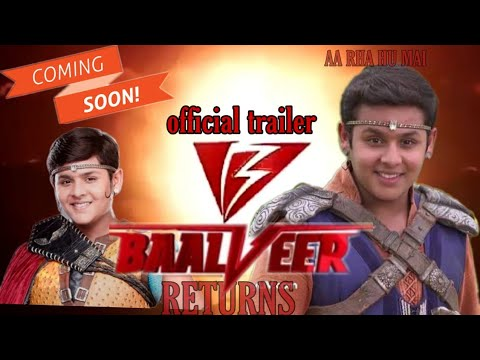 #Baalveer Returns Official Promo/trailer  17 May 2019 #devjoshi  Anushka Sen |#sabtv By Praveen Soni