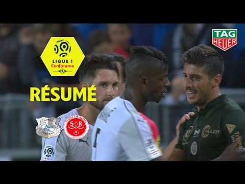 Amiens SC - Stade de Reims ( 4-1 ) - Résumé - (ASC - REIMS) / 2018-19