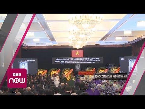 Người dân TPHCM đến viếng Đại tướng Lê Đức Anh | VTC Now - Thời lượng: 3:26.