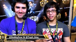 Scar/Toph/Mango Commentary Highlights at CEO